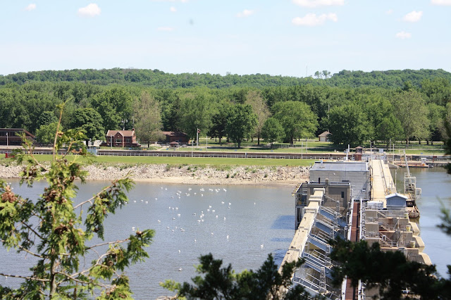 Locks at Starved Rock