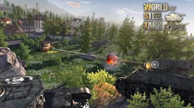 World Of Steel : Tank Force MOD APK-World Of Steel : Tank Force