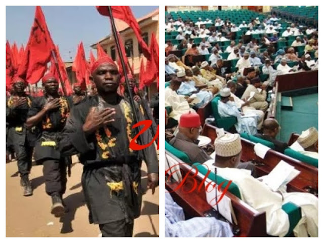 BREAKING: House hurriedly adjourns as Shi'ites break into premises