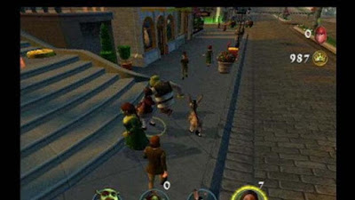 Download Shrek 2 Game Setup