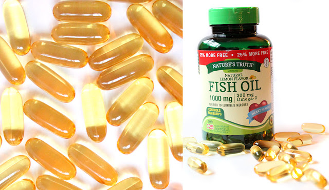 Monroe misfit makeup beauty blog healthy hair skin for Fish oil for skin