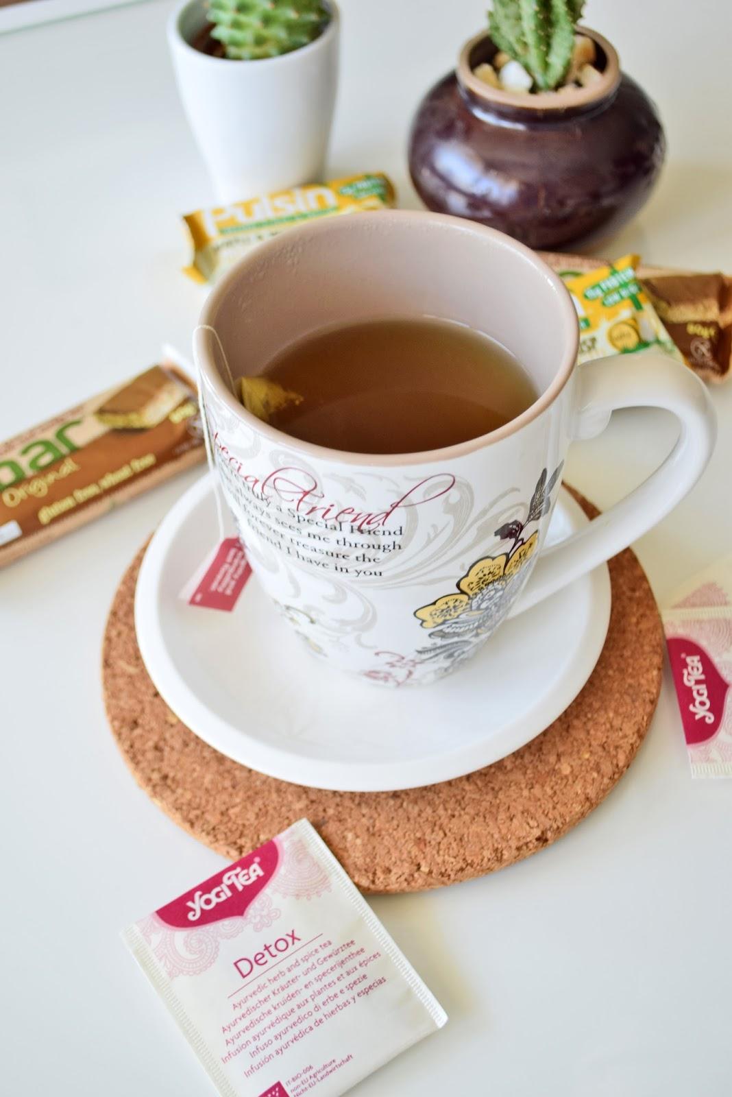 herbata z detoxem