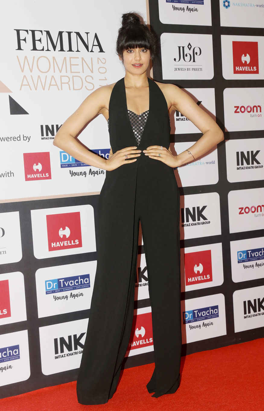 Bollywood Celebs Attend Femina Women Awards 2017 Photo Gallery