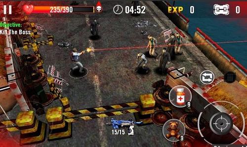 Zombie Overkill 3D mod apk