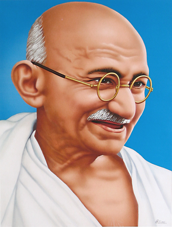 473 words essay on My Favorite Leader – Mahatma Gandhi