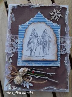 Kulisy powstania kartki świątecznej