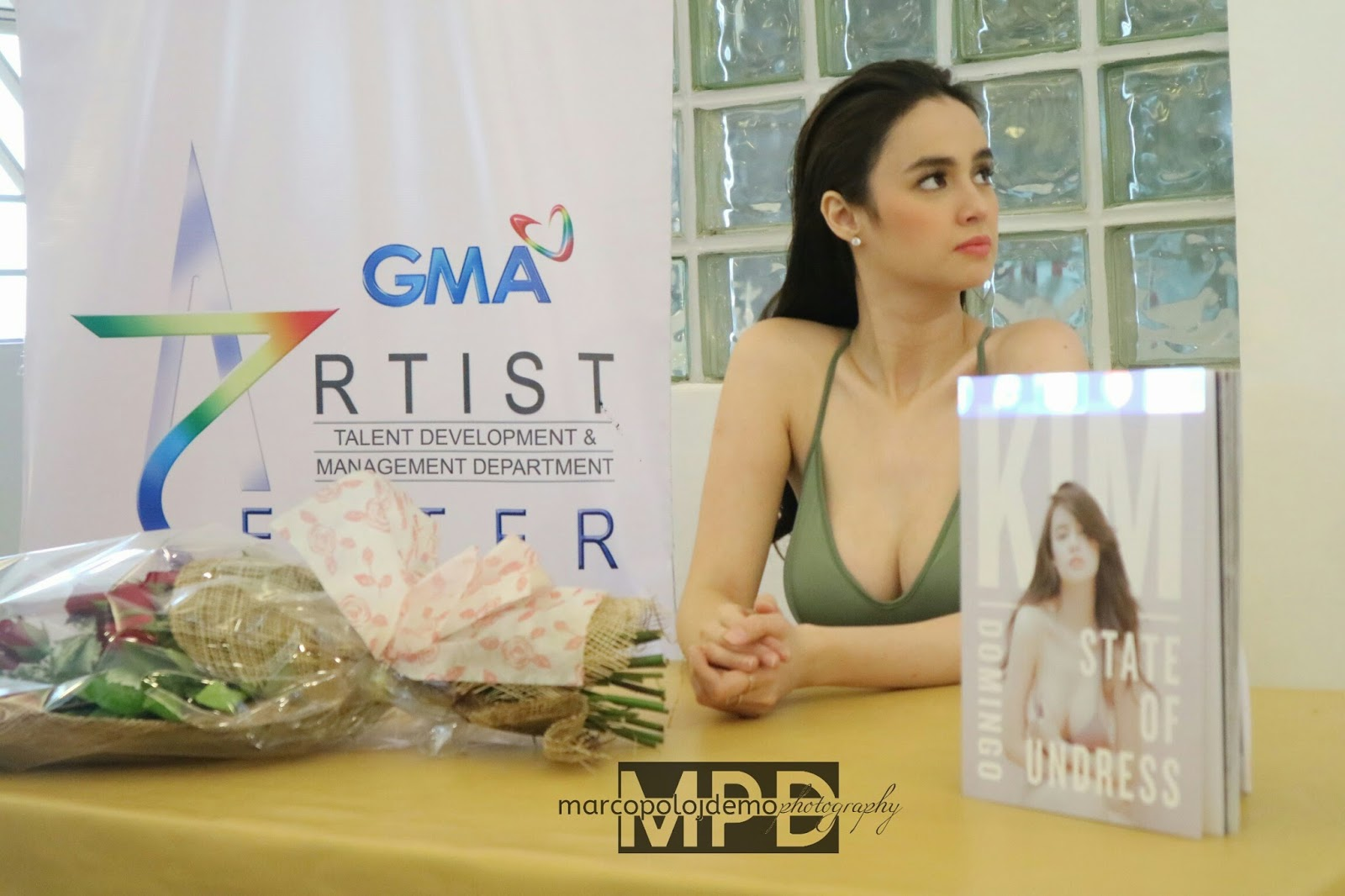 Kim Domingo Bares It All on Her Book State of Undress