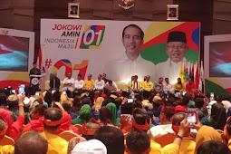"Jokowi Minta Pendukungnya ""Door to Door"", Jangan Hanya Pasang Baliho"