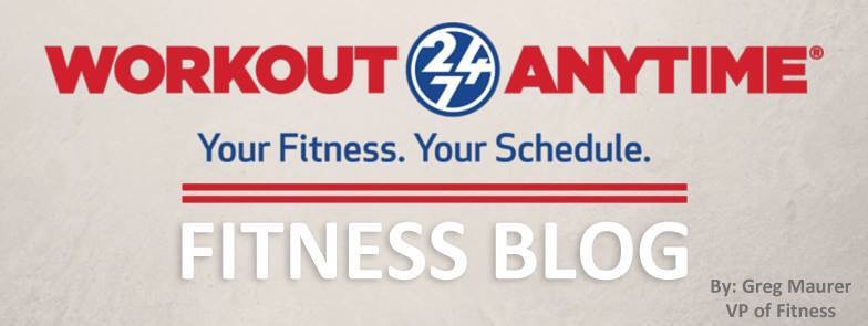 WORKOUT ANYTIME Fitness Blog