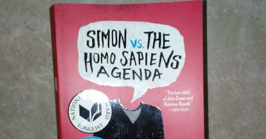 Book Review: Simon vs.The Homo Sapiens Agenda