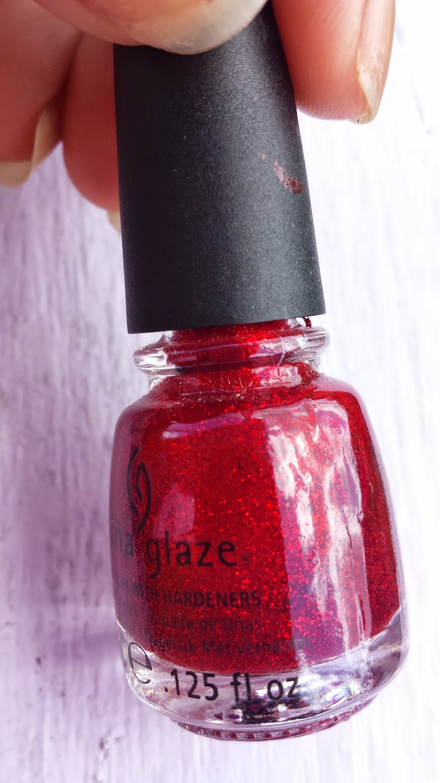 China Glaze 'Ruby Pumps' - www.modenmakeup.com