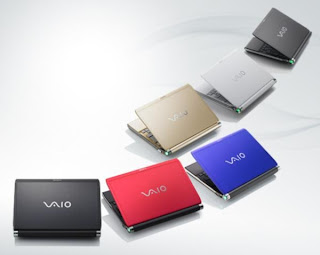 List Harga Laptop/Notebook Sony Vaio Terbaru 2013