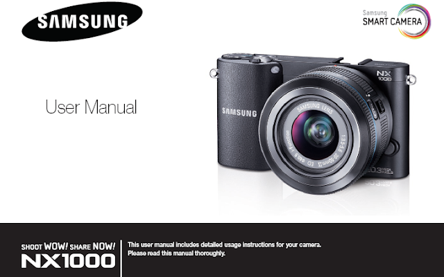 Samsung NX1000 Manual
