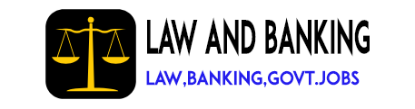 Law And Banking