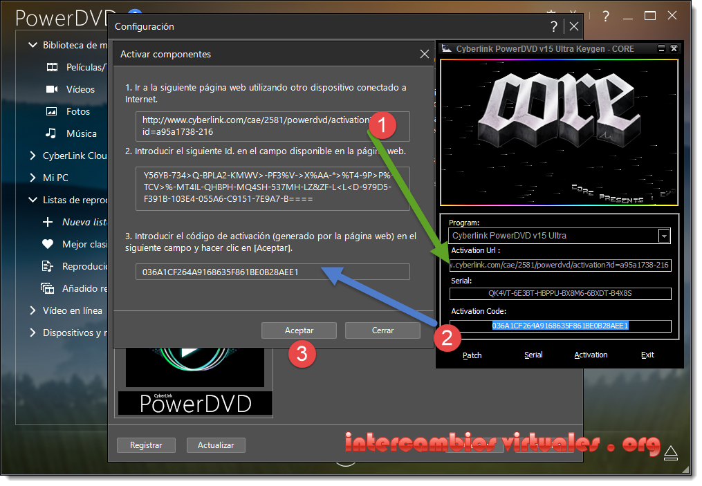 how to add subtitles in cyberlink powerdvd 10