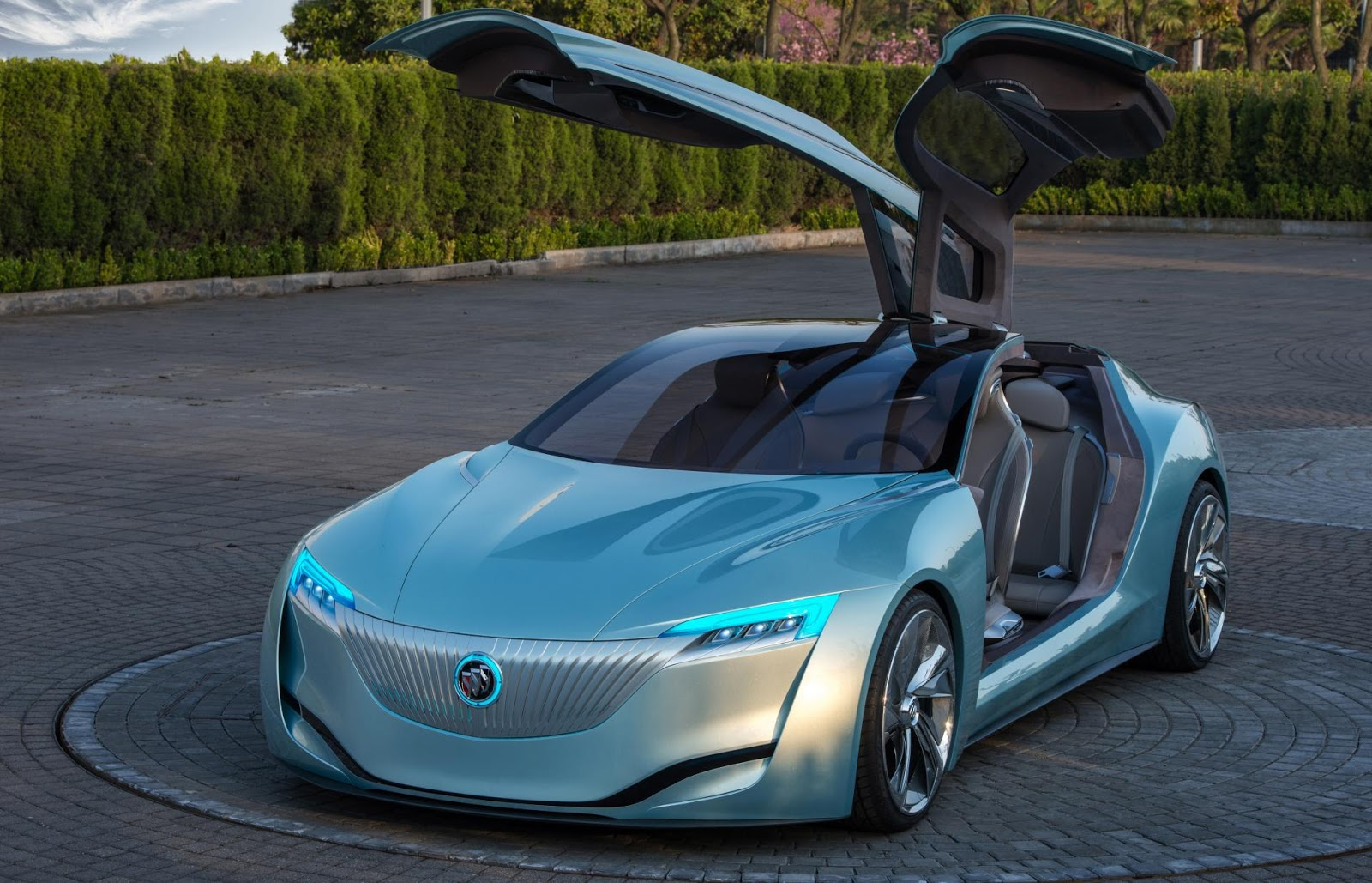 Buick Riviera Concept 2013 Hottest Car Wallpapers