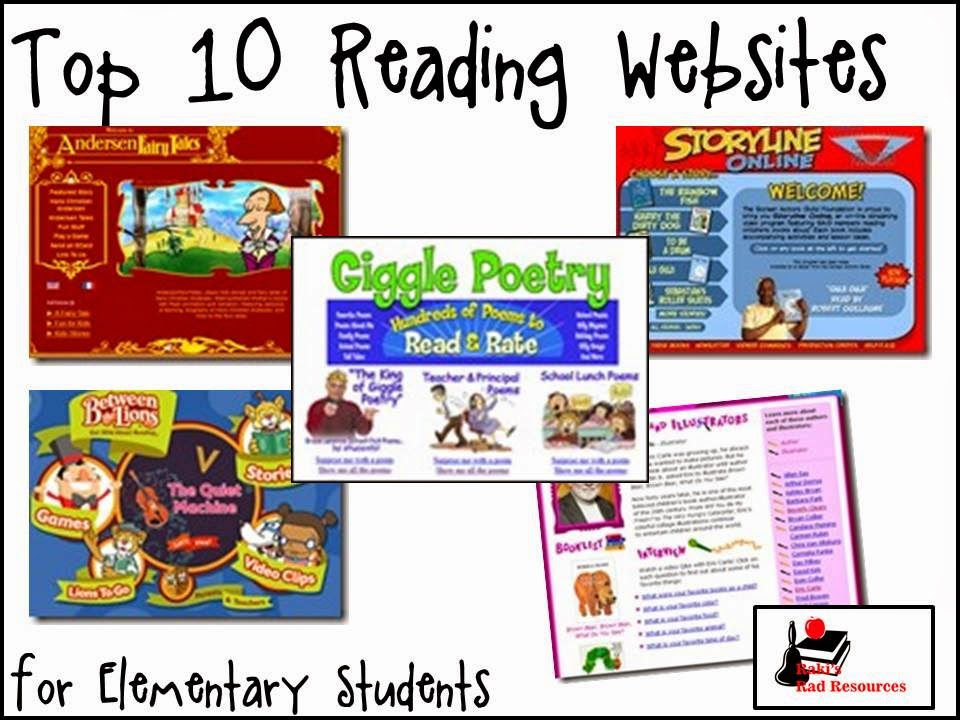 Top 20 sites for kids in