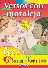 Versos con moraleja / [Gloria Fuertes]; ilustra Federico Delicado