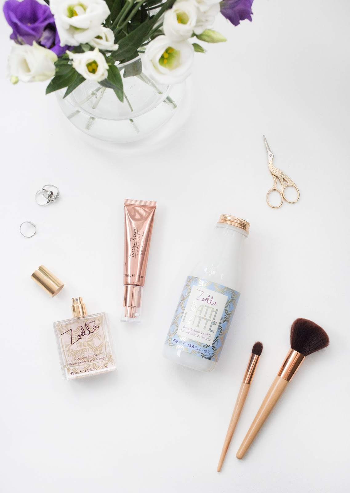 New In | Tanya Burr and Zoella Beauty Products