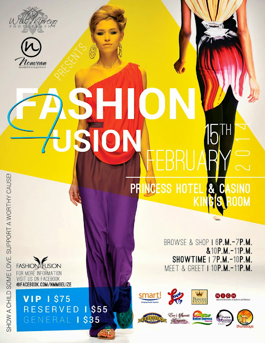 Belize Fashion Fusion 2014 a Success