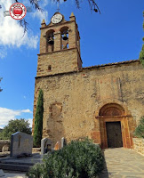 Castelnou, Francia - Iglesia