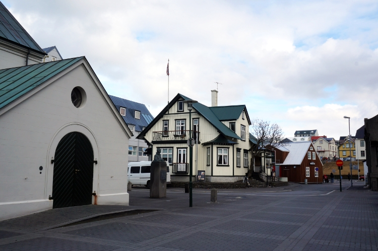 architecture, houses, Reykjavik, Iceland, Euriental