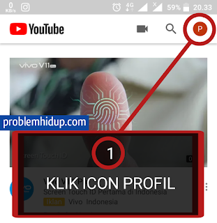 Cara Setting YouTube Untuk Membatasi Tontonan Anak di Hp Android