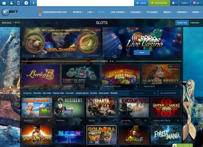 1 xbet казино онлайн