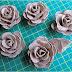 El Yapımı Kağıt Çiçek Modelleri