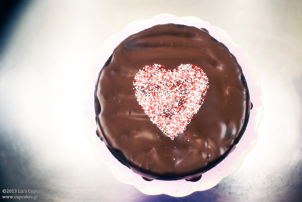 22nd Wedding Anniversary Gift Ideas: The Making Of Cupcakes.gr: 22nd Wedding Anniversary Cake