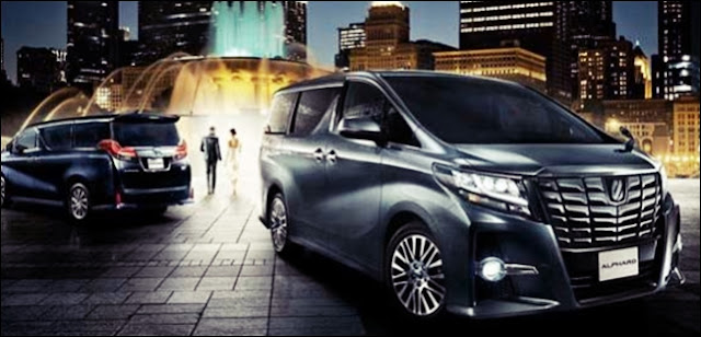 New 2019 Toyota Alphard Release And Price