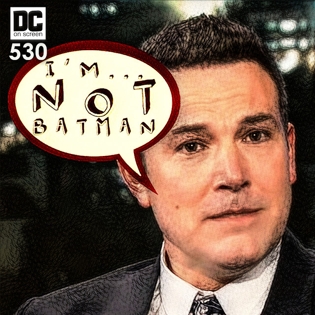 Ben Affleck saying he ain't Batman