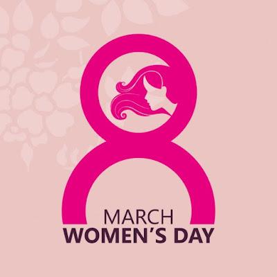 Tổng hợp logo vector chủ đề Quốc tế phụ nữ 8-3 đẹp - Free download