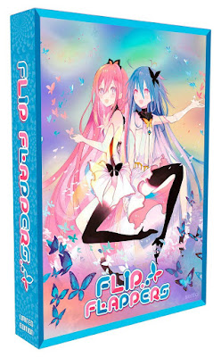 flip flappers box set art