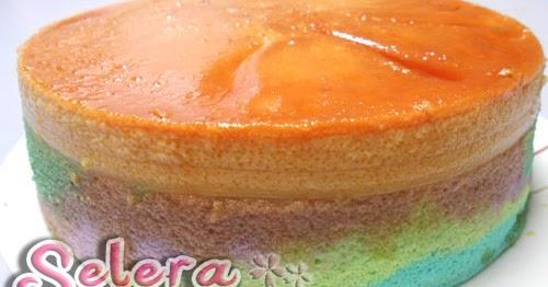 kek karamel bluehoneyam erk selera sakura Resepi Pizza Kampung Enak dan Mudah