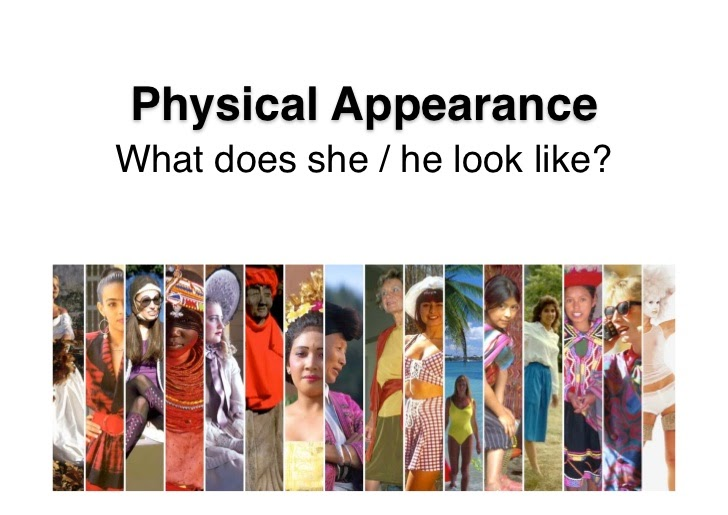 human physical appearance and beauty essay This is consistent with a variety of evidence that women's physical appearance is more if human females are so humans are hardwired to appreciate beauty in.