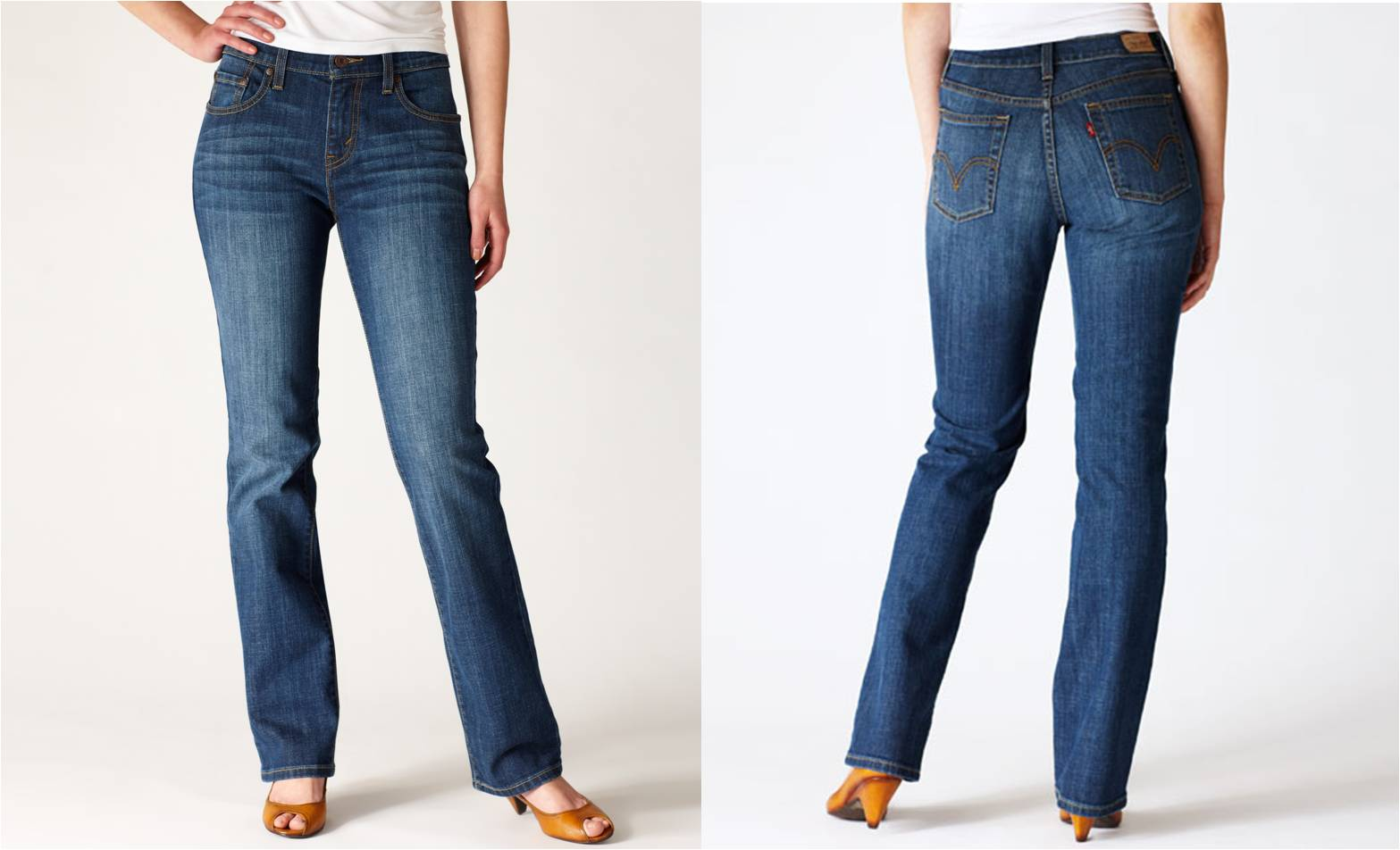 2f943e6b52c IN-STOCK IMPORTED NEW WITH TAGS WOMEN S LEVI S 505 Straight Leg Jeans