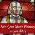 Jean-Marie Vianney, le curé d'Ars (saint patron des curés de l'univers)