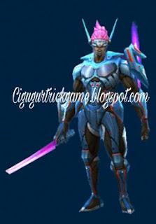 Build saber mobile legends