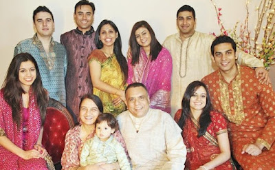 indian joint family