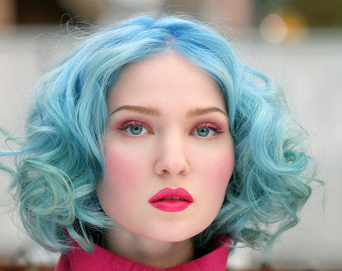 Pastel Hair Color/Funky Streaks - Which Shade To Get ...