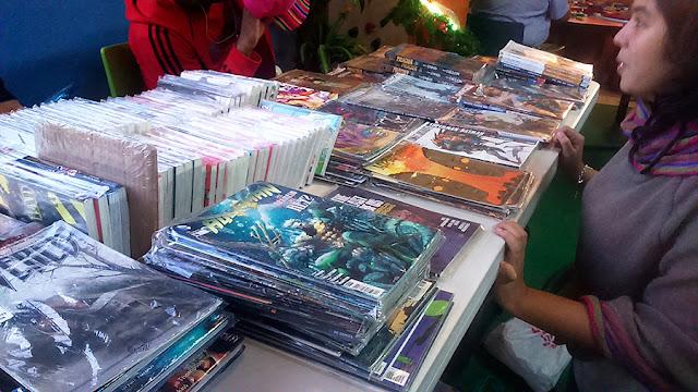 venta de comics