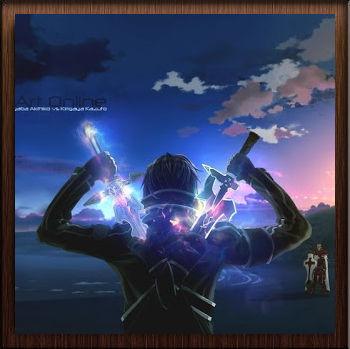 Sword Art Online Kirigaya Kazuto - Avatar en HD