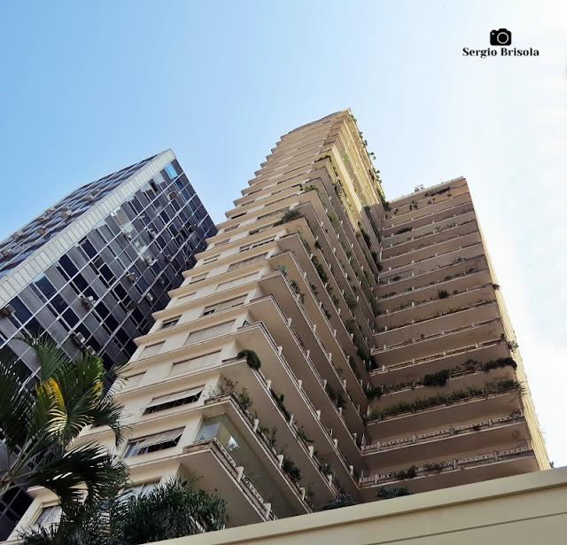 Vista ampla do Edifício Saint Honoré - Cerqueira César - São Paulo
