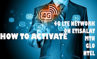 4G-LTE-Nework
