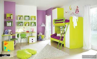 Modern Children's Rooms 63