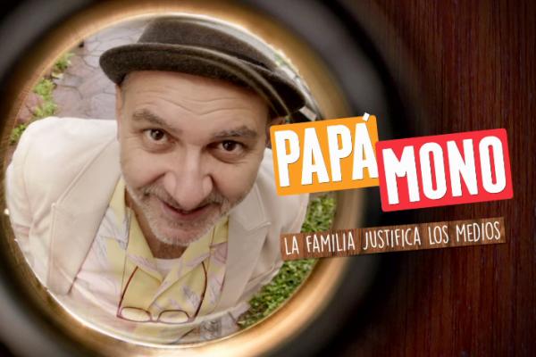 """Canal 13 Transmite Esta Noche Nacimiento De La Hija De: Teleseries.cl: """"Papá Mono"""": Canal 13 Comienza Promoción De"""