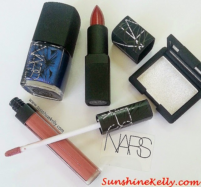 NARS Holiday 2014 Collection, Beauty Review, NARS Cosmetics, NARS Malaysia, NARS Makeup
