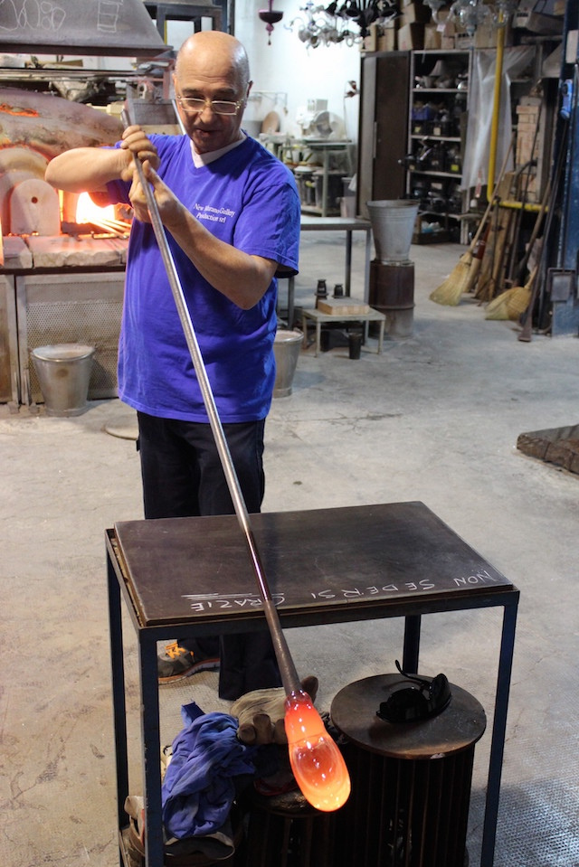 Murano, Venice, Italy - Glass Blower