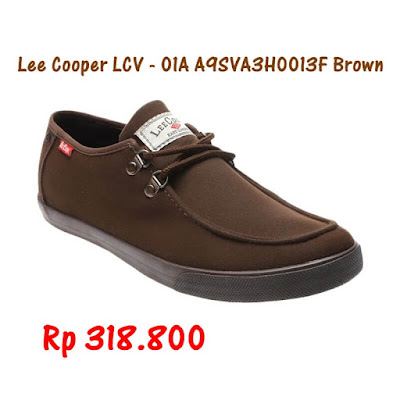 Lee Cooper LCV Brown